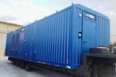 Блок контейнеры для оборудования