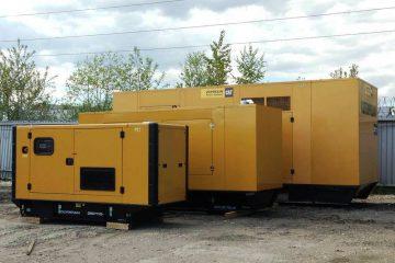 Аренда электростанций и дизель генераторов