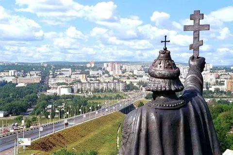 Граница на ЗАМКЕ - БЕЛГОРОД-22