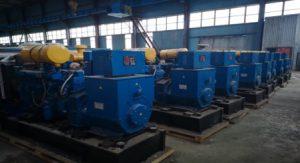 Дизельные электростанции Weichai
