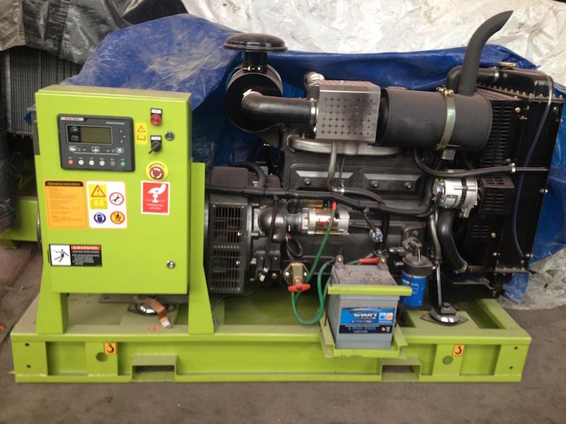 Поступление на склад Дизельных электростанция АД, на базе двигателя «RICARDO» мощностью от 30кВт., до 200кВт.