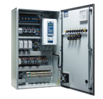 Станция управления СУиЗ с преобразователем частоты